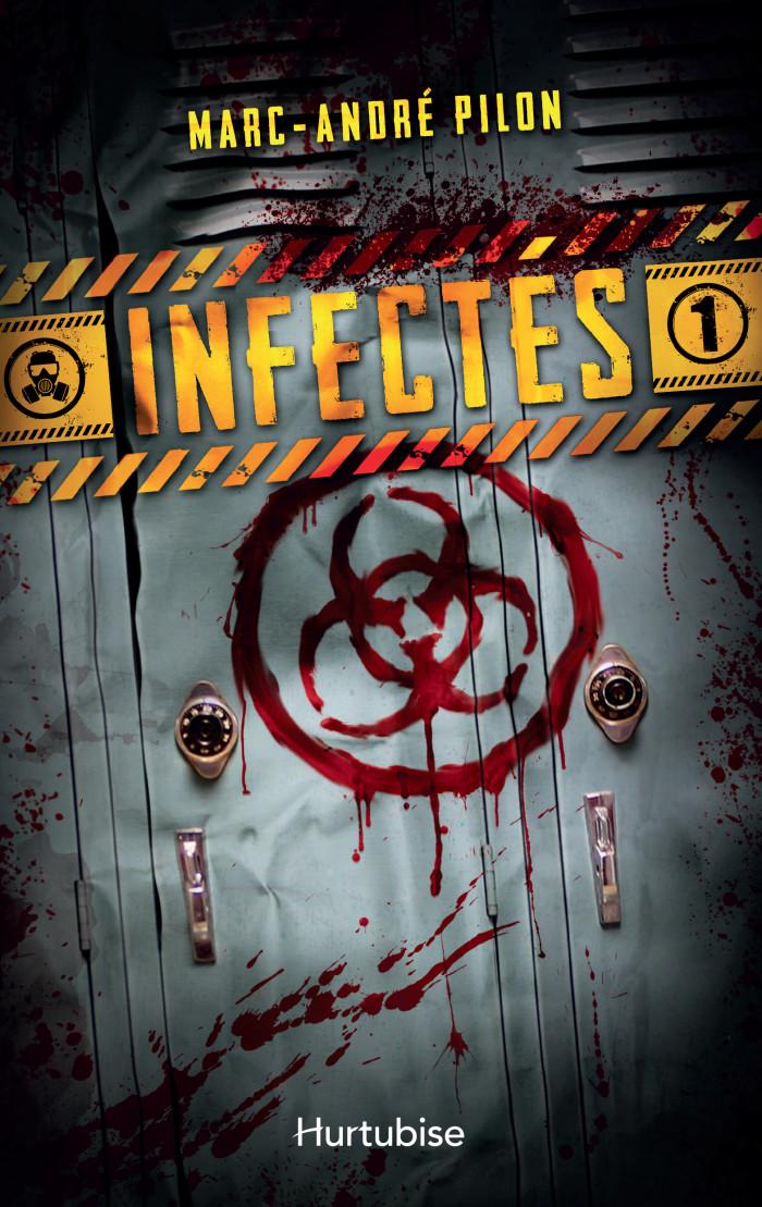 Couverture de Infectés - Tome 1