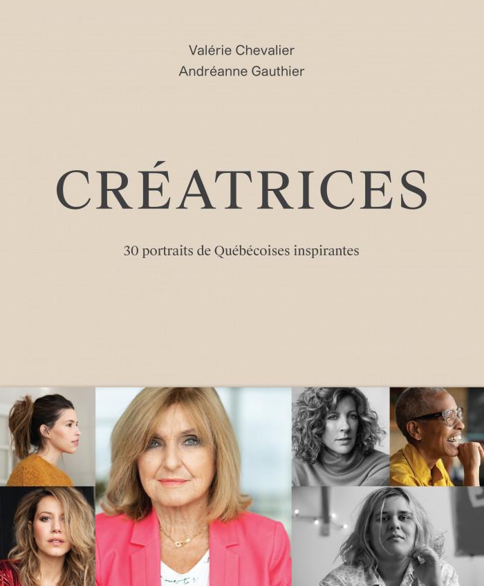 Couverture de Créatrices