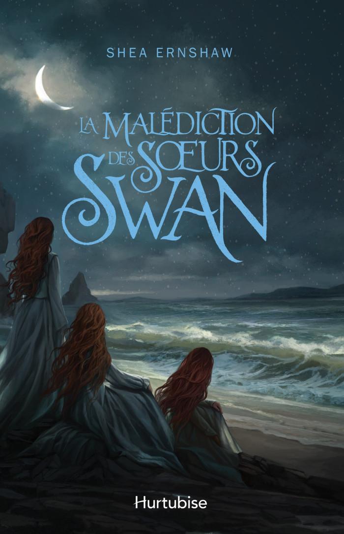 Couverture de La malédiction des sœurs Swan