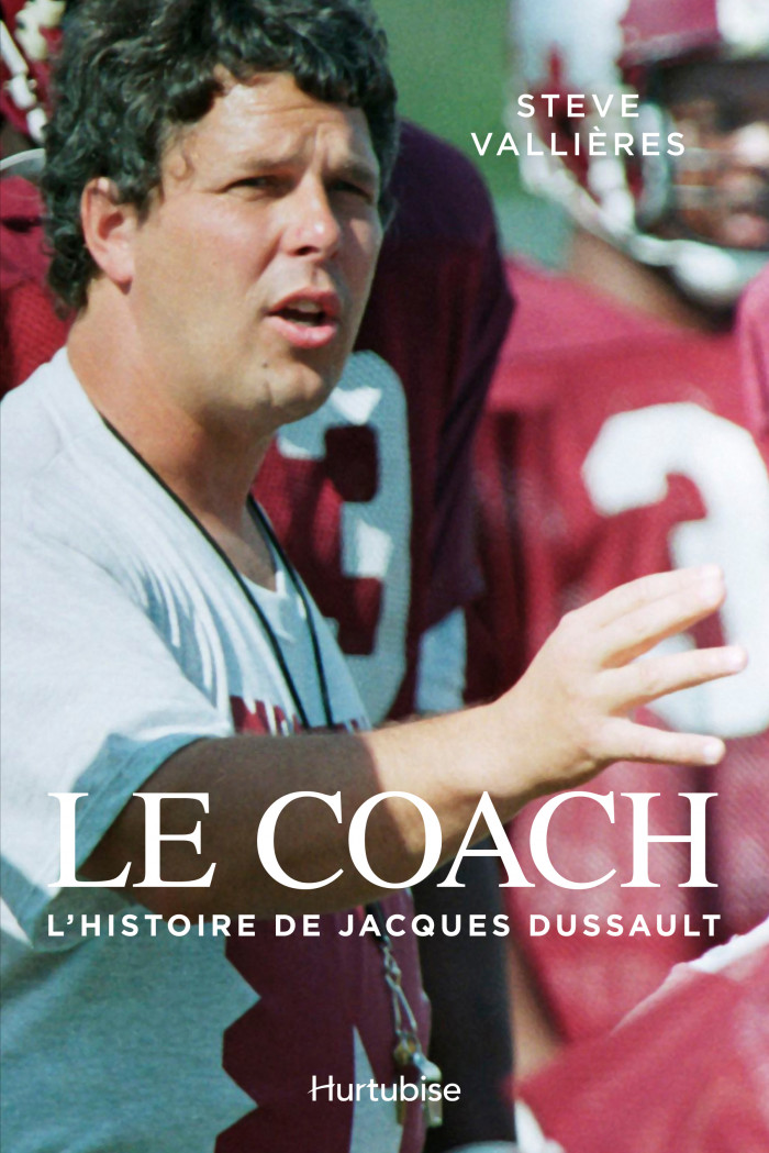 Couverture de Le Coach