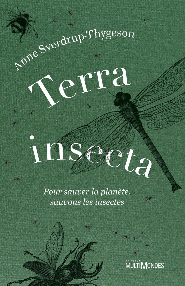 Couverture de Terra insecta