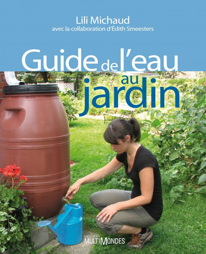 Couverture de Guide de l'eau au jardin