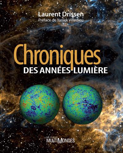 Couverture de Chroniques des années-lumière