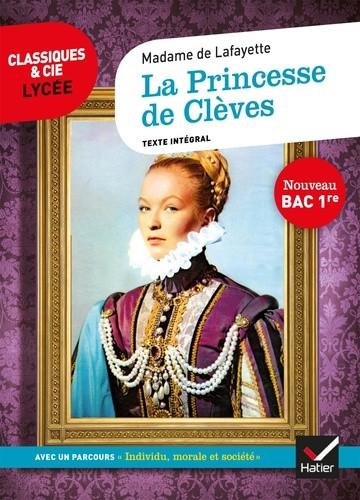 Couverture de La Princesse de Clèves