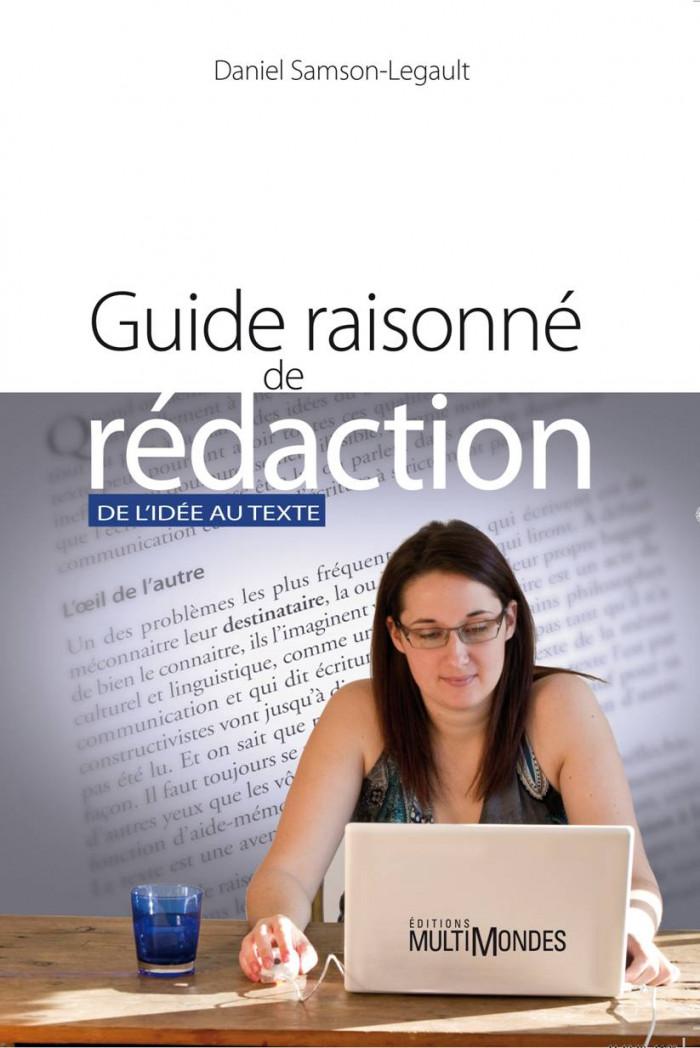 Couverture de Guide raisonné de rédaction