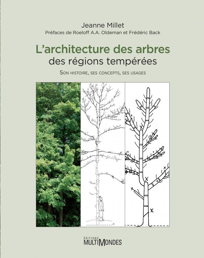 Couverture de L'architecture des arbres des régions tempérées