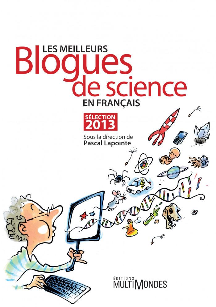 Couverture de Les meilleurs blogues de science en français