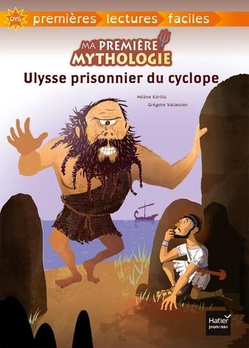 Couverture de Ulysse prisonnier du cyclope - adapté