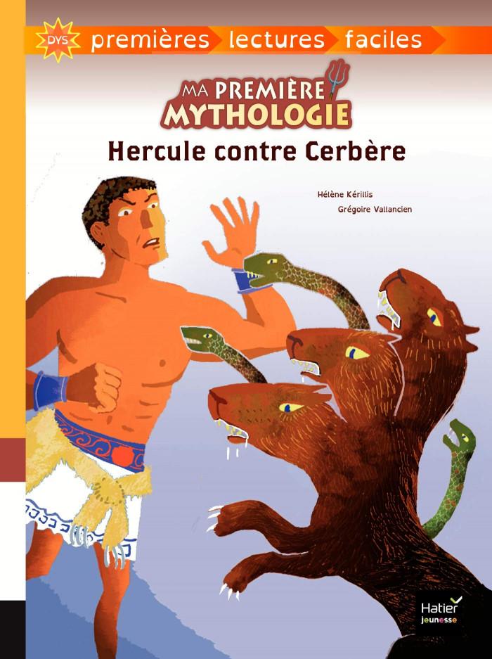 Couverture de Hercule contre Cerbère - adapté