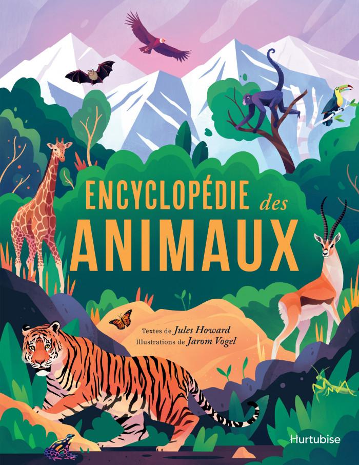 Couverture de Encyclopédie des animaux