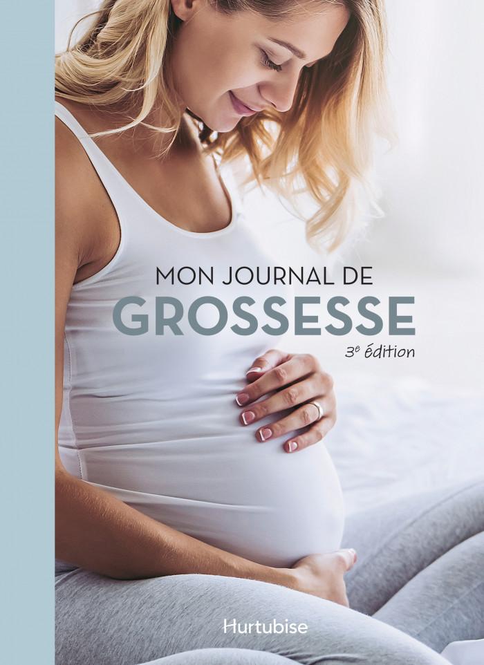 Couverture de Mon journal de grossesse (3<sup>e</sup> édition)