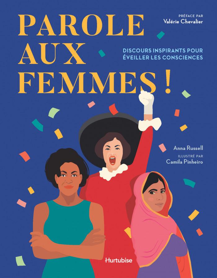 Couverture de Parole aux femmes!