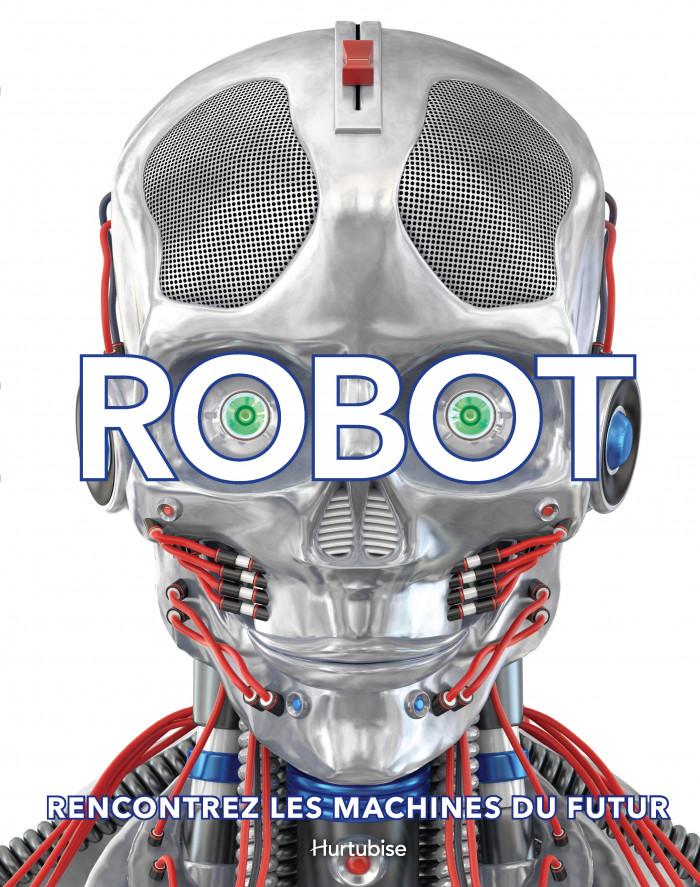 Couverture de Robot