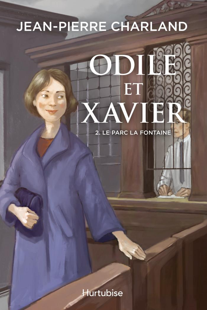 Couverture de Odile et Xavier - Tome 2
