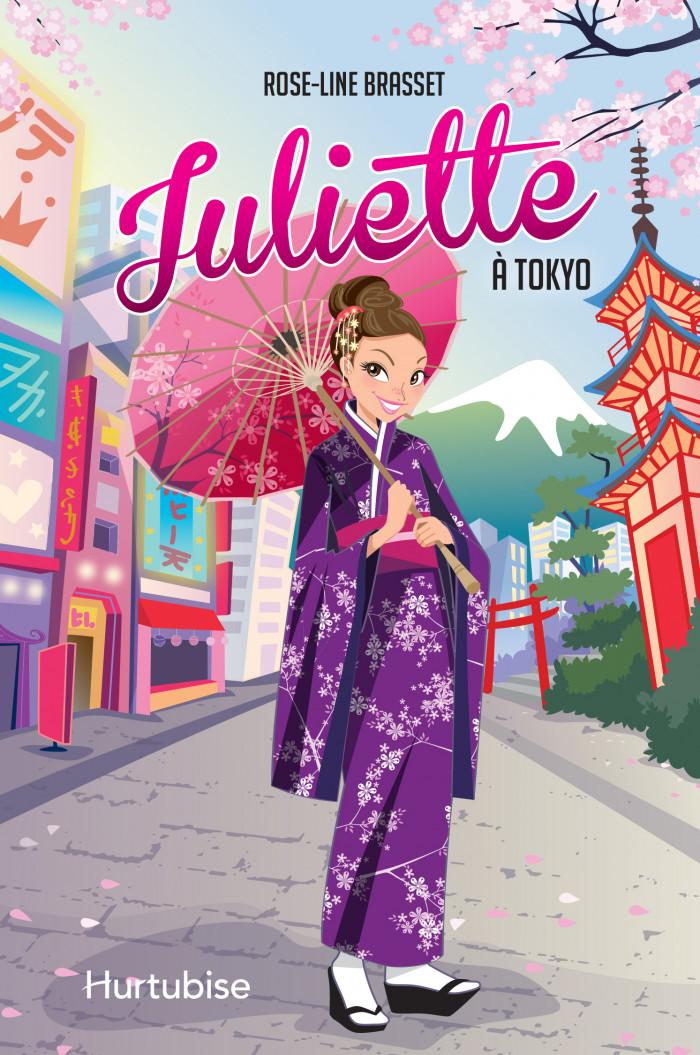 Couverture de Juliette à Tokyo