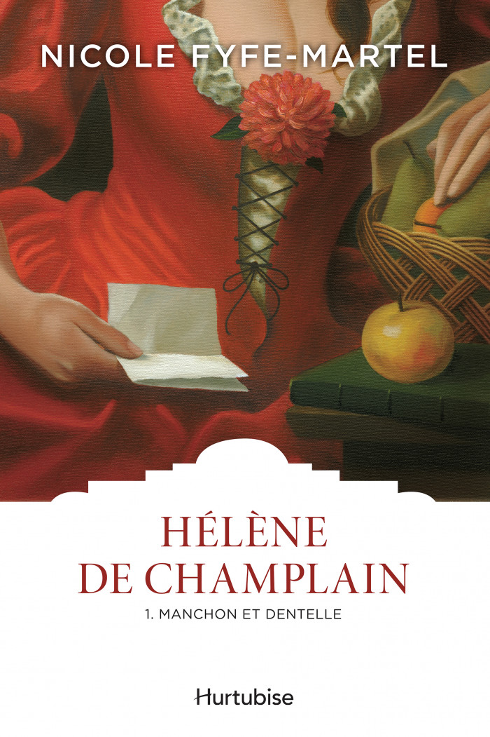 Couverture de Hélène de Champlain - Tome 1