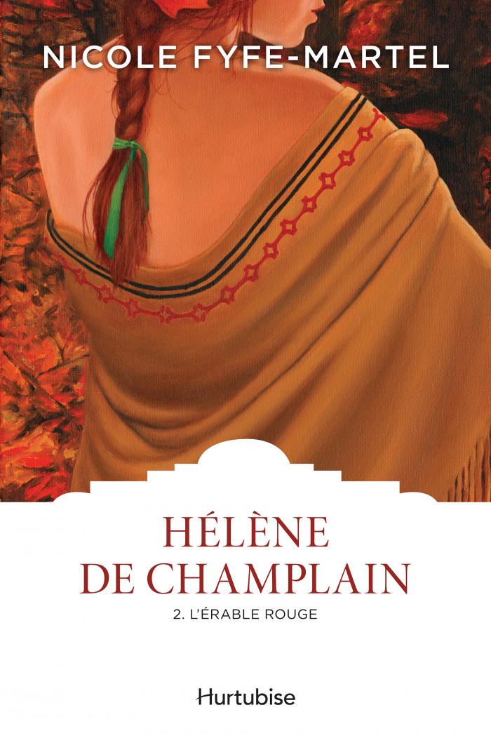 Couverture de Hélène de Champlain - Tome 2