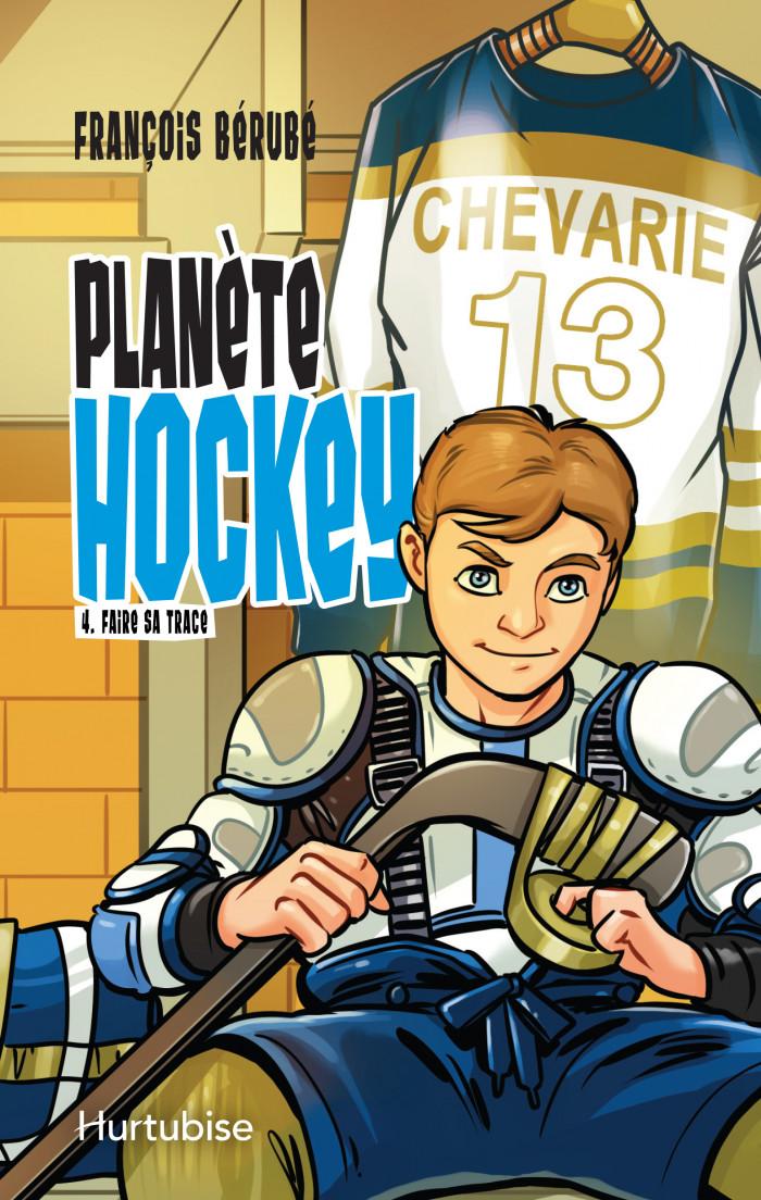 Couverture de Planète hockey - Tome 4