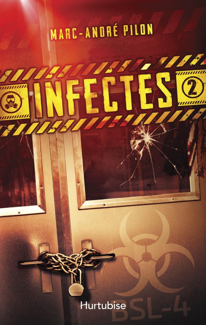 Couverture de Infectés - Tome 2