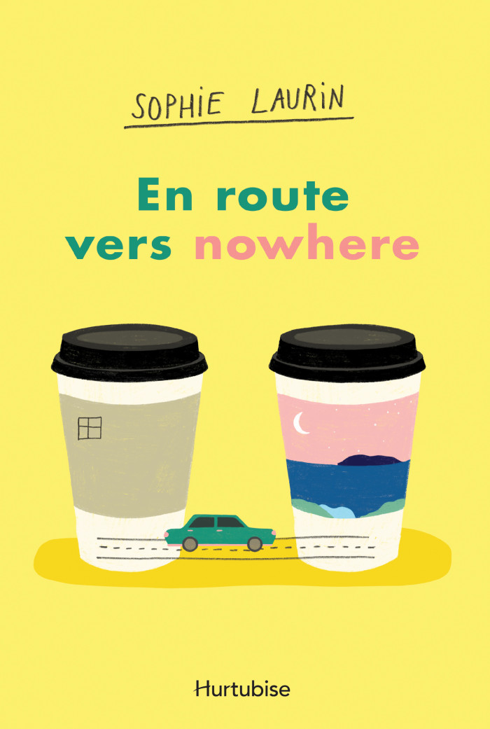 Couverture de En route vers nowhere
