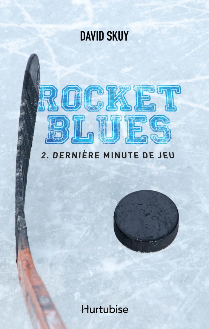 Couverture de Rocket Blues - Tome 2