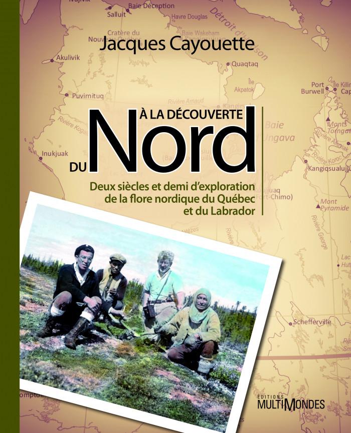 Couverture de À la découverte du Nord