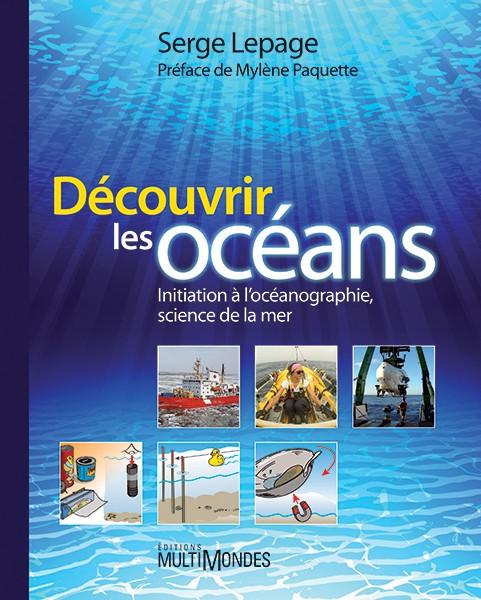 Couverture de Découvrir les océans