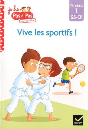 Couverture de Vive les sportifs!