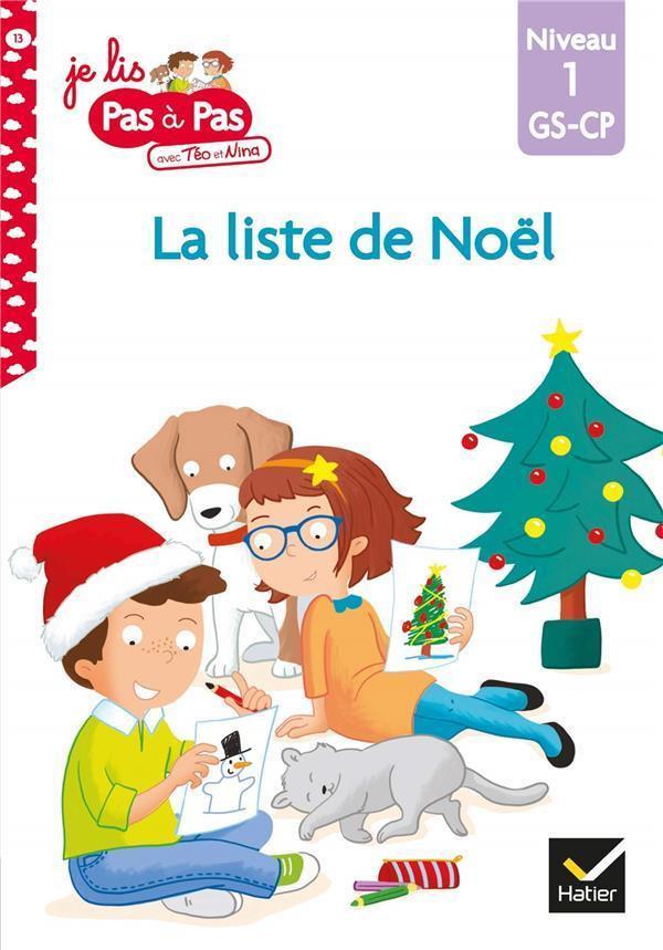 Couverture de La liste de Noël