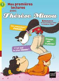 Couverture de Thérèse Miaou : 3 histoires (niv. 2)