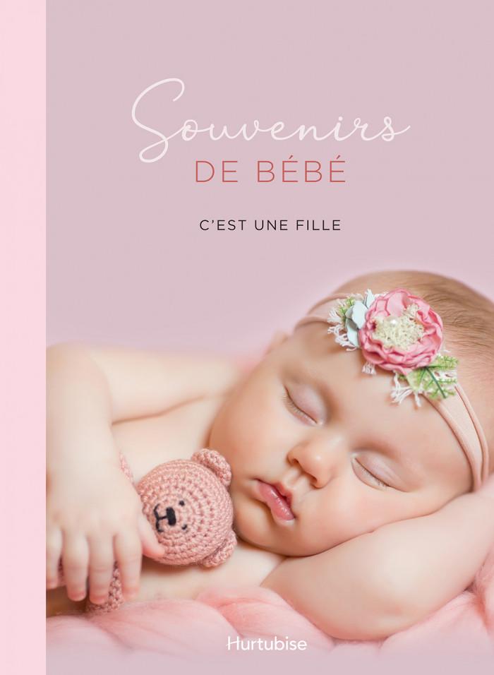 Couverture de Souvenirs de bébé : C'est une fille (2<sup>e</sup> édition)