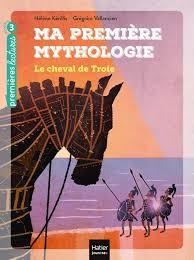 Couverture de Le cheval de Troie # 4 (niv. 3)