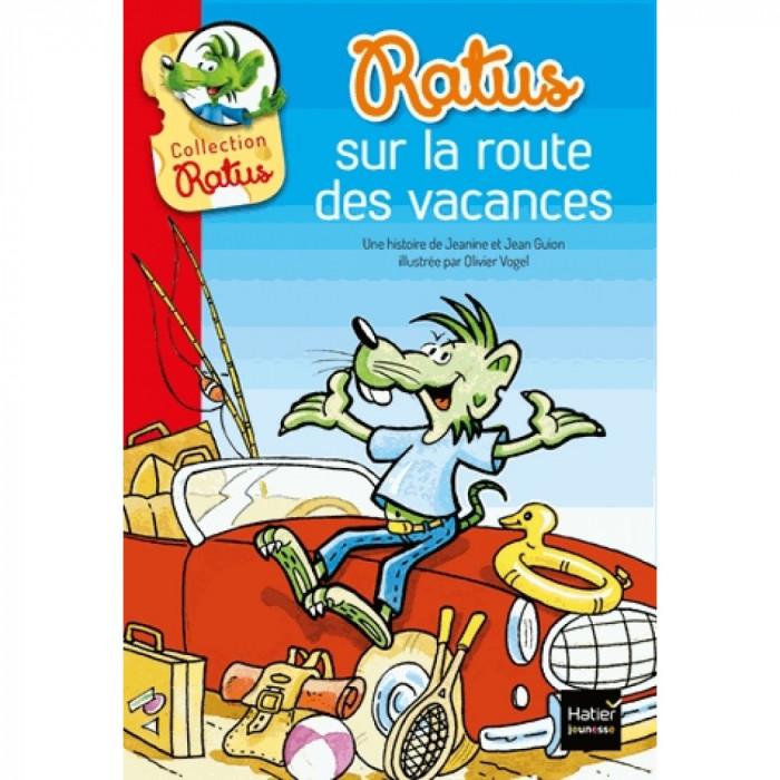 Ratus Sur La Route Des Vacances 55 Distribution Hmh
