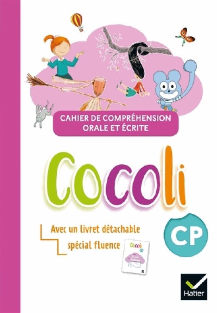 Couverture de Cocoli - Cahier de compréhension orale et écrite, CP