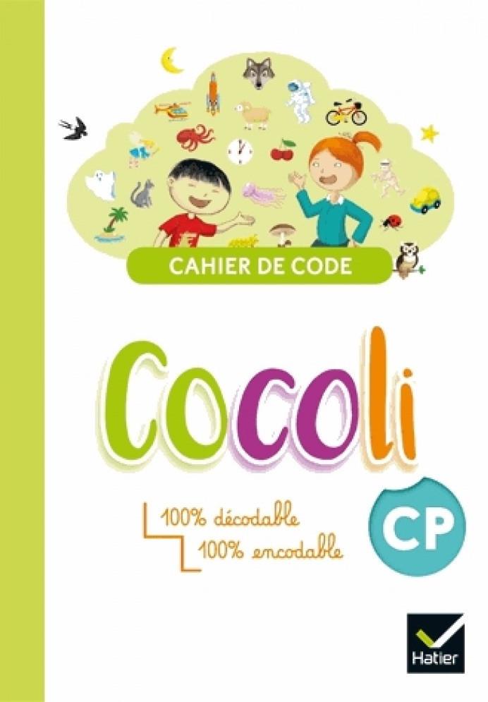 Couverture de Cocoli - Cahier de code, CP