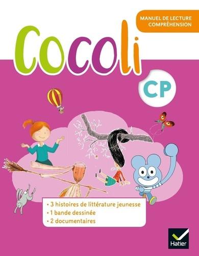 Couverture de Cocoli - Manuel de lecture - Compréhension, CP