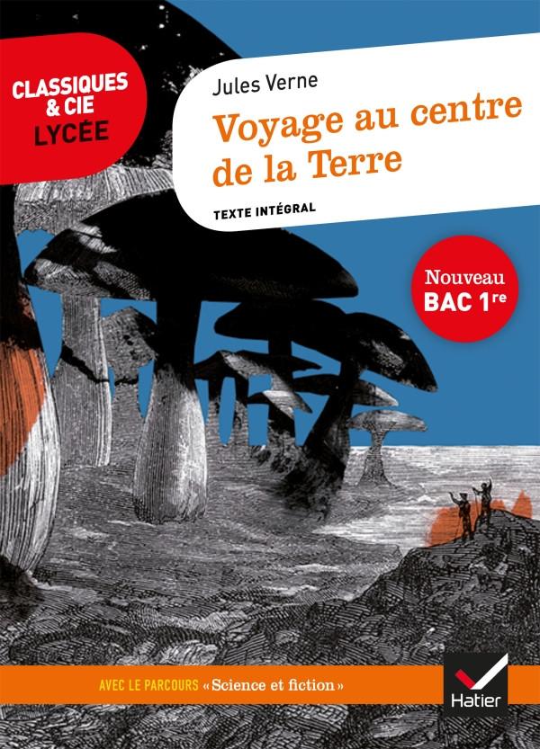 Couverture de Voyage au centre de la terre # 114