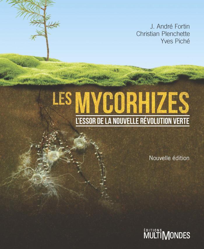 Couverture de Les mycorhizes
