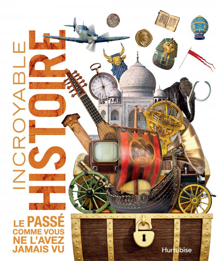 Couverture de Incroyable Histoire