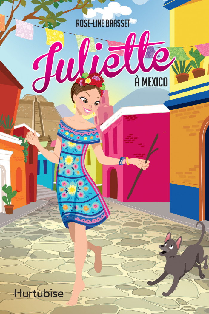 Couverture de Juliette à Mexico