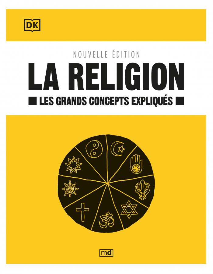 Couverture de La religion