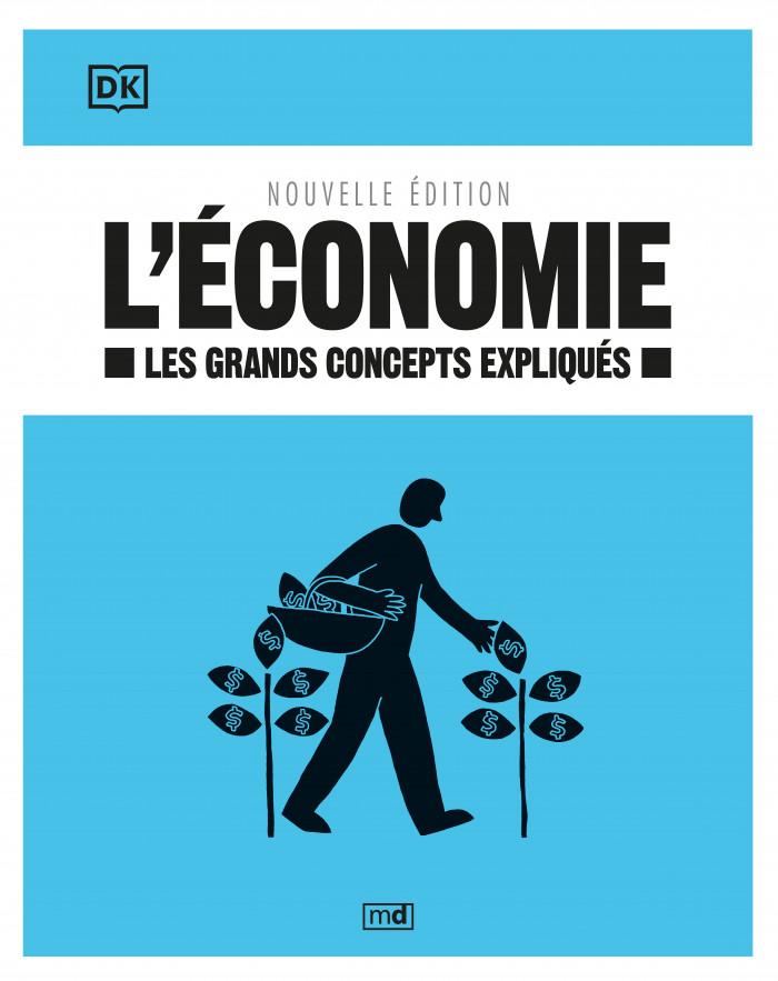 Couverture de L'économie