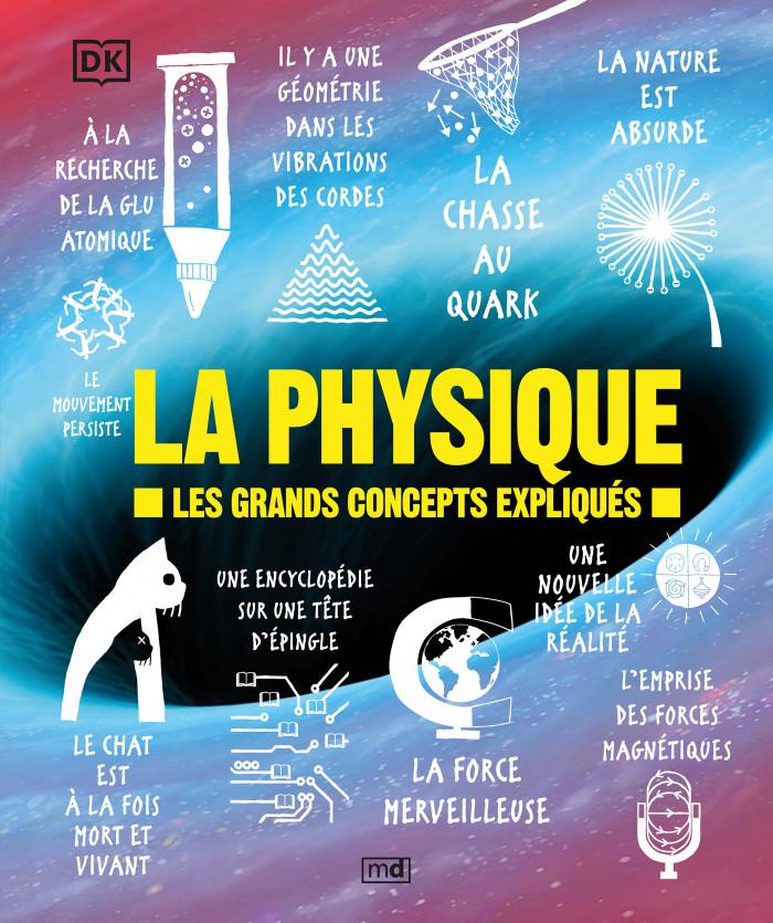 Couverture de La physique