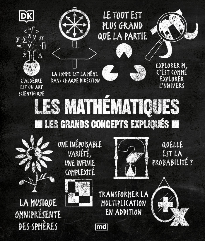 Couverture de Les mathématiques