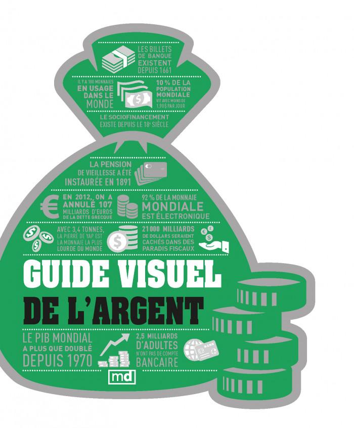 Couverture de Guide visuel de l'argent