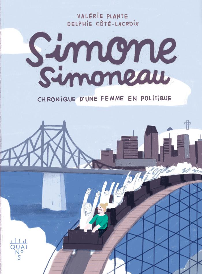 Couverture de Simone Simoneau