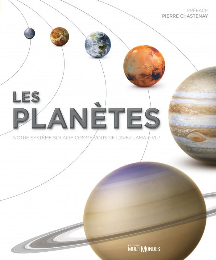 Couverture de Les planètes