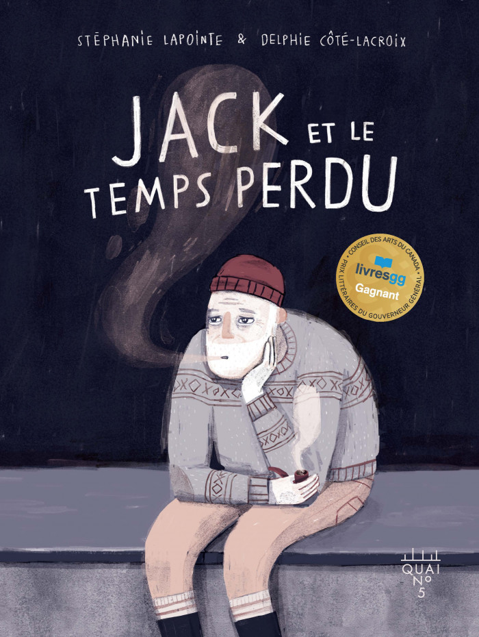 Couverture de Jack et le temps perdu