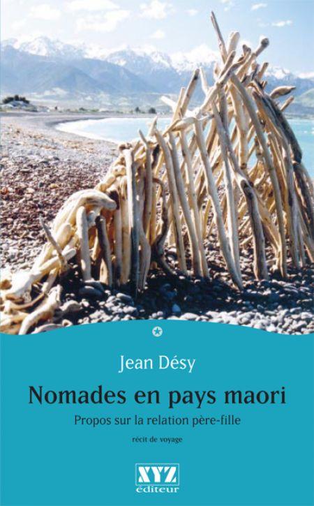 Couverture de Nomades en pays maori