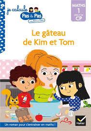 Couverture de Le gâteau de Kim et Tom
